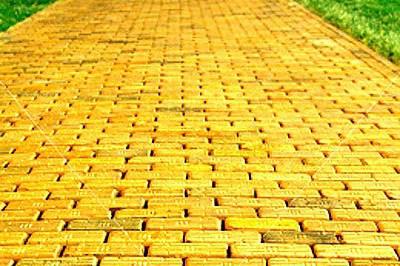 Follow The Yellow BrickRoad