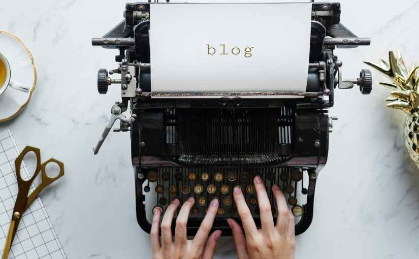 The Ebb and Flow of Blogging